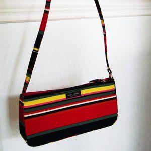 Kate Spade Multi-Striped Shoulder bag